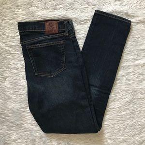Ralph Lauren : Blue Washed Denim Jeans
